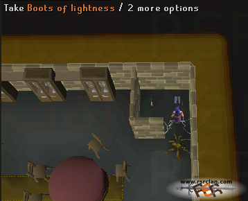 New Boots Osrs