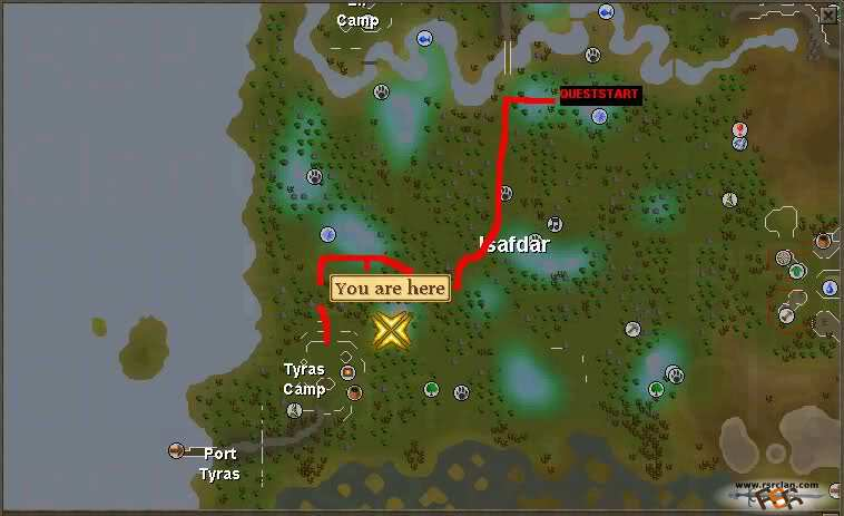 Roving Elves Osrs Quest Guide Golfclub